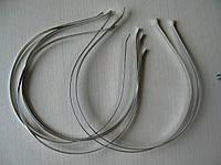 Обруч металлический, заготовка.0.5 см