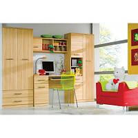 ИНДИ 2 модульная детская мебель