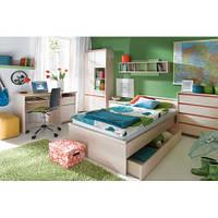 НУМЛОК Детская 1 (модульная мебель для детской)