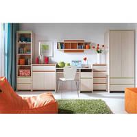 НУМЛОК Детская 2 (модульная мебель для детской)