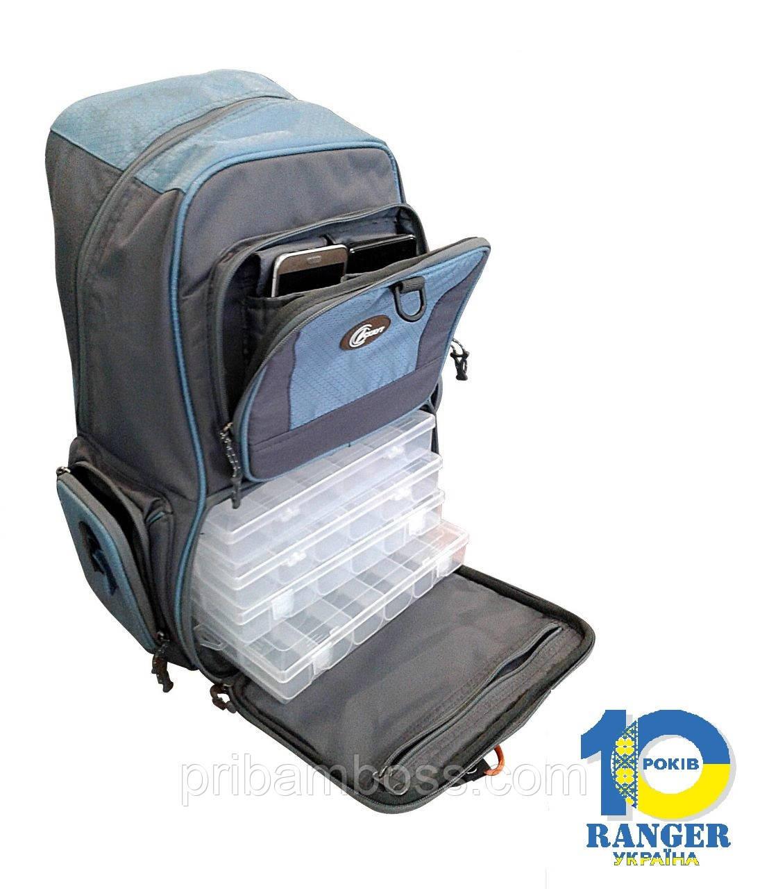 Рюкзак для рыбака Ranger  bag 1