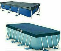 Тент для каркасных бассейнов Intex 28038 (200х300см)