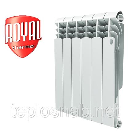 Биметаллический радиатор Royall Thermo Vittoria 500/80, фото 2