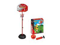 Баскетбольный набор на стойке 137-H, пластик