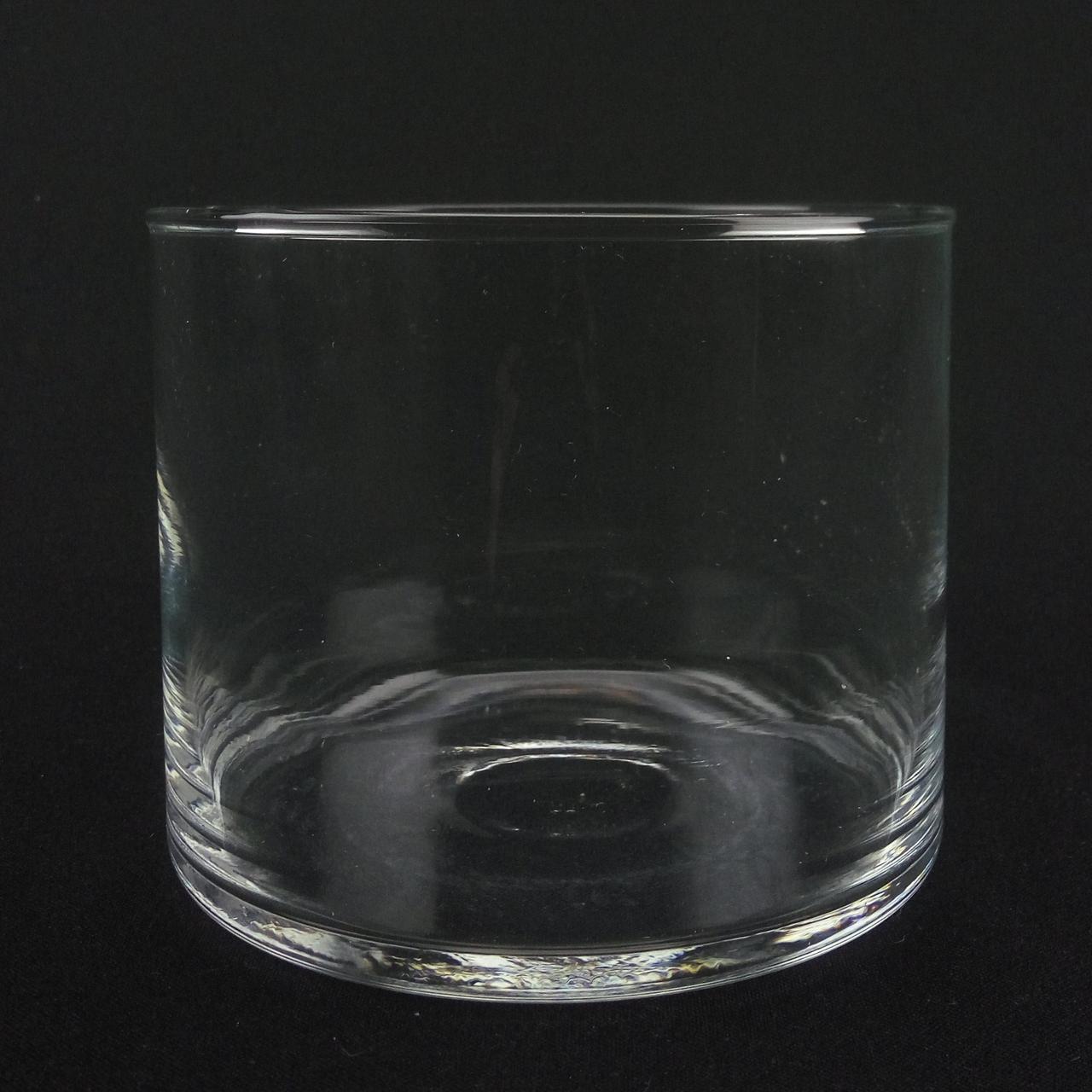 Подсвечник h 10 см, Ø 12 см, колба