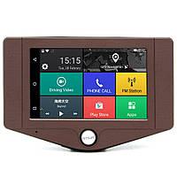 Навигатор, регисратор Junsun e25 (2 камеры, сим карта 3G)