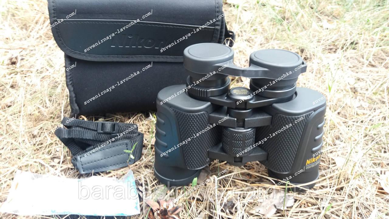 Бинокль 8x40 Nikon фирменный