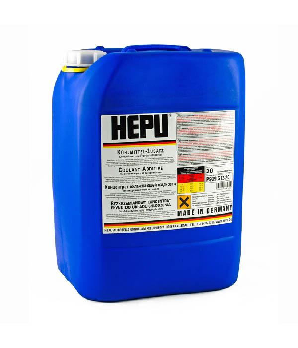 Антифриз концентрат красный G12 Hepu P999 (20л)