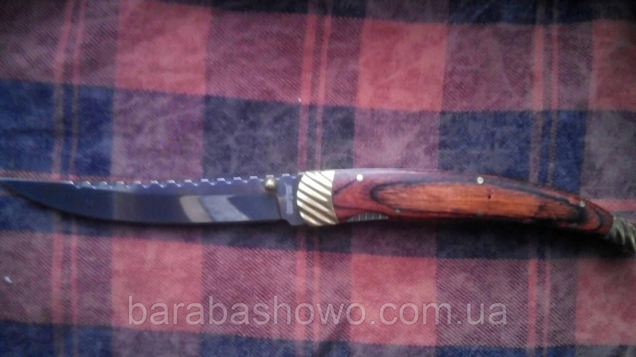 Нож складной Классический нож для резки фруктов, арбуза