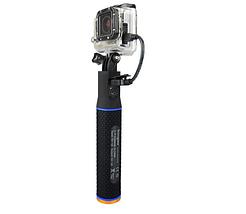 Зарядное устройство монопод-ручка со встроенным аккумулятором 5200mAh для экшн камер, фото 3