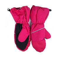 Зимние перчатки для девочки, рукавицы, манишки