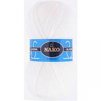 Nako Alaska белый № 7101