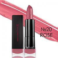 Max Factor  Colour Elixir Velvet Matte Lipstick №20 Rose