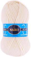 Nako Alaska  экрю № 7103