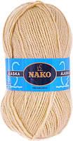 Nako Alaska бежевый  № 7104