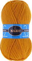 Nako Alaska горчица № 7105