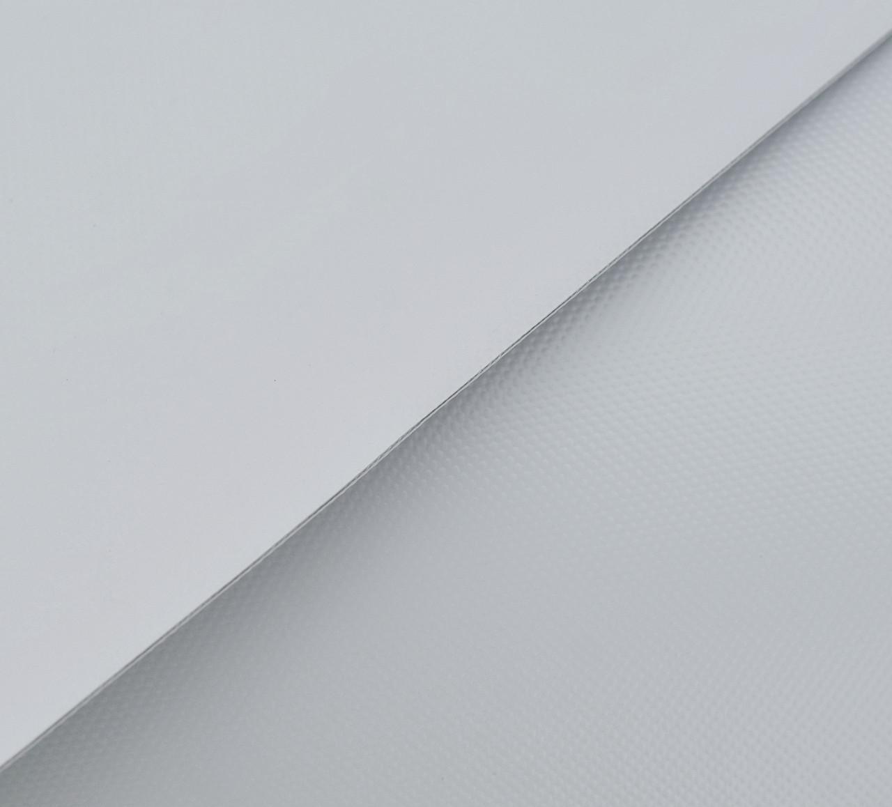Ткань ПВХ (PVC) 1х2,05м светло-серая 950гр