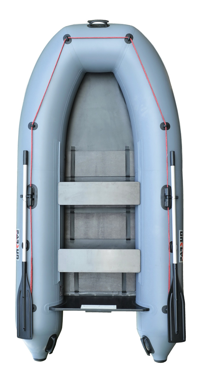 Надувная лодка Parsun 330 серая