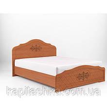Ліжко Лючія (горіх світлий)