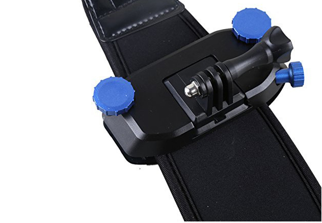 Крепление на рюкзак для GoPro,Xiaomi,SjCam