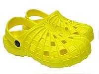 Детская обувь по типу кроксы оптом (28-33) 016-3