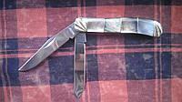 Нож складной натуральная перламутровая ракушка ручка на подарок