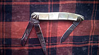 Нож складной 4216 YST ручка натуральная ракушка