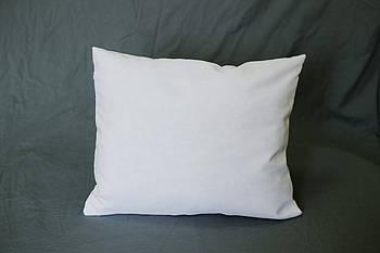 Подушка 35×45 см., габардин, без каймы и рюши