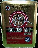 Препарат для потенции Golden Ant Золотистый Муравей