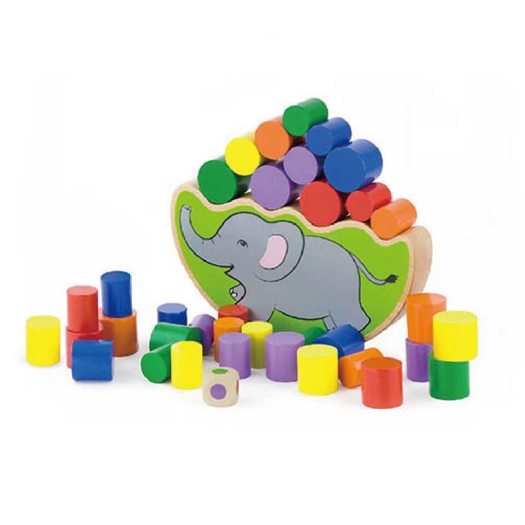 Гра Viga toys Балансуючий слон (50390)
