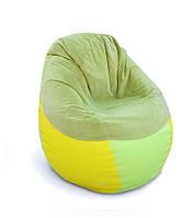 Яркая кресло груша для дома