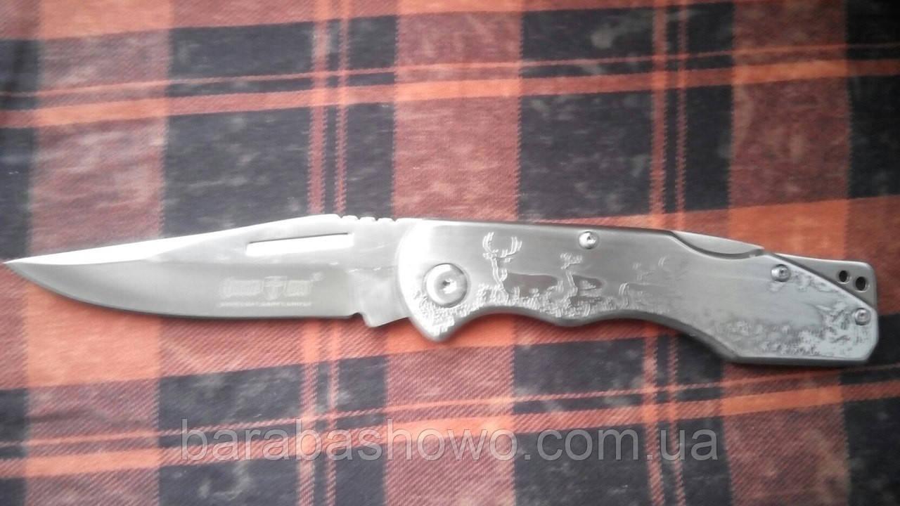 Нож складной E-41 туристический карманный для вылазки. Оригинальные фото