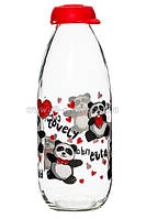 Бутылка HEREVIN1 л для молока