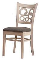 "Классический стул ""Максвелл"" (ТК панама микс) (крем)"