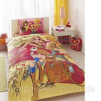 Комплект постельного белья ТАС Wing Group Nature Love ранфорс 160-220, фото 1