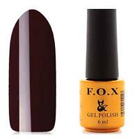 Гель-лак F.O.X 6 мл pigment №412 (марсала)