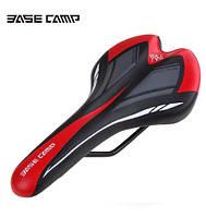Велосипедне сідло Basecamp BC654 червоне