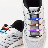Удобные резиновые застежки на обувь вместо шнурков!