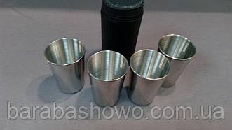 Набір чарок (Великий) D10-(Б)-4СТ 4,7 oz 140 ml