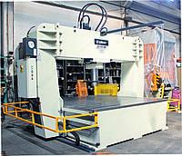 Гидравлический Правильный Пресс С Перемещающейся Рамой DK-S 200-300-400
