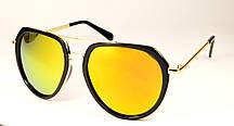 Очки солнцезащитные унисекс (3013 оранж)