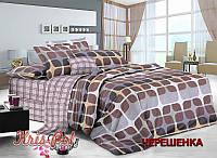 Семейный набор хлопкового постельного белья из Сатина №135 KRISPOL™