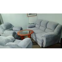 Комплект мягкой мебели Зефир