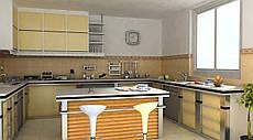 Кухня бамбук