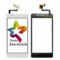 Сенсорный экран для мобильного телефона Blackview A8, белый