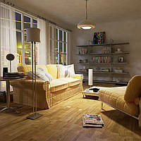 Дизайн-проект интерьера - lounge