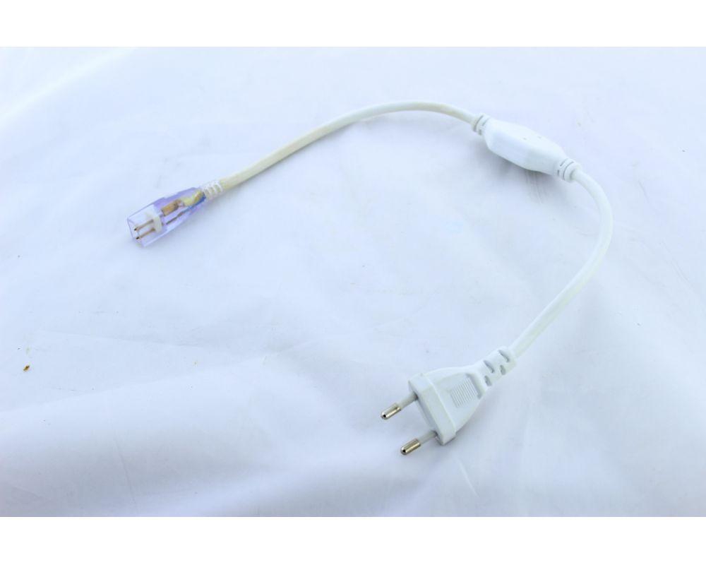 Кабель для LED 5050 100m + соединитель