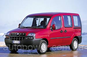 Фаркоп на Fiat Doblo 2001-11/2009
