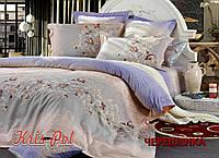 Семейный набор хлопкового постельного белья из Сатина №13011292 KRISPOL™