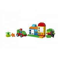 Lego Duplo Механик Creative Play All in One Box of Fun 10572